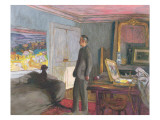 Pierre Bonnard Giclée par Edouard Vuillard