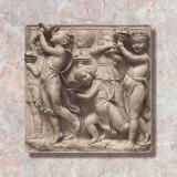 La Cantoria IV Reproduction d'art par Zella Ricci