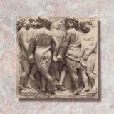 La Cantoria II Reproduction d'art par Zella Ricci