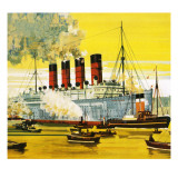 Rms Mauretania