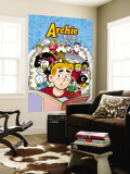 Archie Comics Cover: Archie &amp; Friends 137 A Night At The Comic Shop