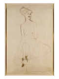 Seated Woman  1908