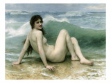 La Vague  1896