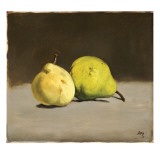 Two Pears  1864