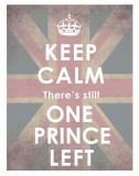 Keep Calm  There&#39;s Still One Prince Left
