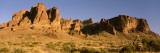 Superstition Mountain  Apache Junction  Arizona  USA