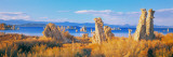 Tufa Formations Mono Lake  California  USA