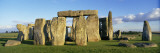 Stonehenge  Wiltshire  England  United Kingdom