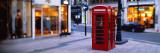 Phone Booth  London  England  United Kingdom