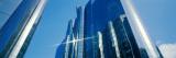 Office Towers  Long Beach  Los Angeles  California  USA