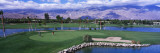 Golf Course  Palm Springs  California  USA
