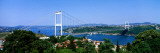 Bosphorus Bridge  Istanbul  Turkey