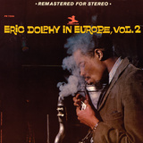 Eric Dolphy - Eric Dolphy in Europe  Vol 2