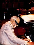 Ray Charles in Rehearsal  1998