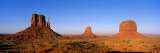 Monument Valley Tribal Park  Navajo Reservation  Arizona  USA