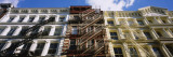 Low Angle View of a Building  Soho  Manhattan  New York City  New York State  USA