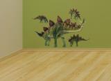 Stegosaurus Layout