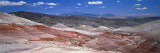 Painted Desert in Capitol Reef National Park  Utah  USA