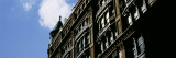 Low Angle View of Buildings  Soho  Manhattan  New York City  New York State  USA