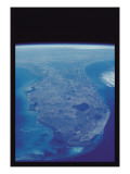 View of Florida Peninsula from Space