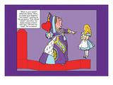 Alice in Wonderland: The Queen of Hearts