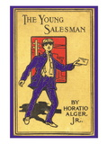 Young Salesman