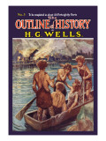 Outline of History by HG Wells  No 3: Tragedy
