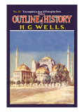 Outline of History by HG Wells  No 13: Mosque