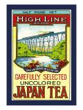 High Line Brand Tea