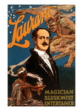 Laurant Magician  Illusionist  Entertainer