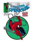 Amazing Spider-Man 301 Cover: Spider-Man Swinging