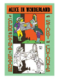 Alice in Wonderland: Frontman and Footman