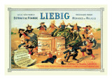 Liebig  Meat Extract  c1889