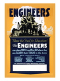 Blaze the Trail for Education  The Engineers