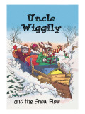 Uncle Wiggily and Friends: The Snow Plow