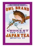 Owl Brand Tea
