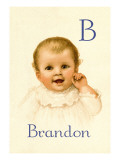 B for Brandon