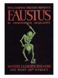 Faustus Presented by the WPA Federal Theater Division