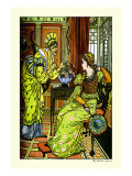 Princess Bell-Etoile  Tempted by Teintise  c1878