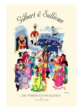 Gilbert & Sullivan: The Pirates of Penzance  or The Slave of Duty