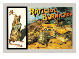 Raticide Burnichon  c1888