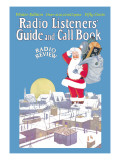 Giant Santa with Radio Components