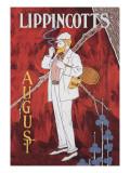 Lippincott's August