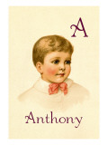 A for Anthony