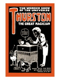 Mix Up Nature: Thurston the Great Magician the Wonder Show of the Universe