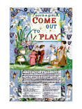 Boys and Girls Come Out to Play  c1885