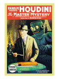 The Master of Mystery - Houdini