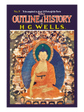 Outline of History by HG Wells  No 9: The East
