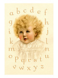 Little Girl&#39;s Alphabet