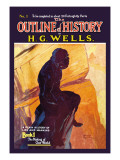 Outline of History by HG Wells  No 1: The Making of Our World